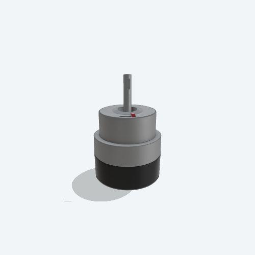 Delta DIAMOND™ Seal Single Handle Faucet Cartridge - Chrome