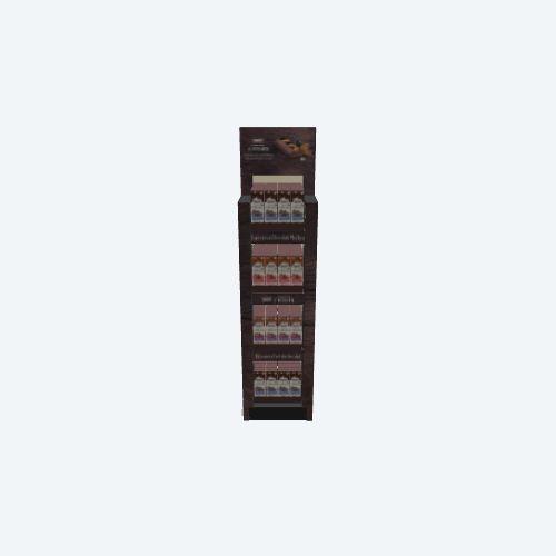 Nestle Display - Brown